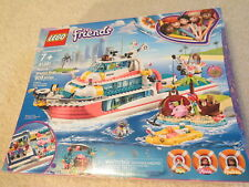 LEGO Friends Rescue Mission Boat 41381 ~ Sealed ~