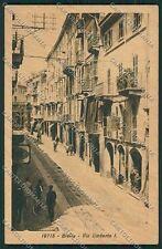 Biella città cartolina QQ6301