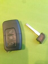 FORD FOCUS MONDEO KUGA ETC KEYLESS START KEY SUPPLIED AND CODED TO YOUR CAR