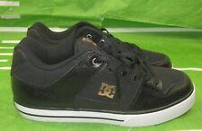 new DC Shoes Men's Pure SE Low Top Sneaker Shoes Black Footwear  size   11