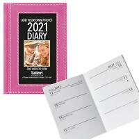Tallon 2021 Mini Bolsillo Imagen Marco Diario Semanal 1630 - Rosa