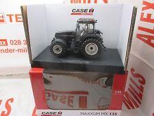 Universal Hobbies UH4952 Case IH Maxxum MX135 Tractor Black Beauty 1:32 Replica