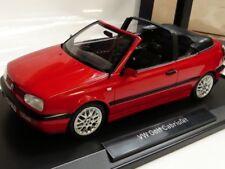 1/18 Norev VW Golf Cabriolet 1995 rot 188433