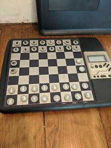 Saitek Olympiad Kasparov Chess Computer Complete with all pieces, manual, case