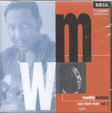 The Chess Collection: One More Mile, Vol. 1 by Muddy Waters (CD, 1997 Folio) New