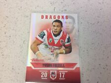 2017 NRL TRADERS PEARL SERIES, TYSON FRIZELL , DRAGONS    # 126