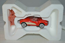 Franklin Mint 1957 Chevrolet Corvette in 1:43 Scale superb mint in box