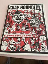 Crap Hound 4 Clowns, Devils &Bait. Tattoo Book