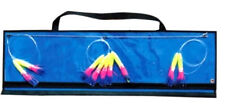 "36"" SPREADER BAR WITH FREE BAG - 6"" SQUID SKIRTS - OFFSHORE TUNA MARLIN"