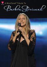 New: BARBRA STREISAND - A MusiCares Tribute to Barbra Streisand DVD