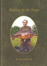 HASKELL HARRY CARP COARSE FISHING BOOK REELING IN THE YEARS hardback BARGAIN new