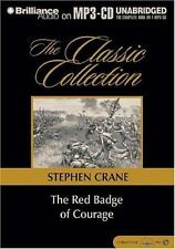 The Red Badge of Courage by Stephen Crane (2004, MP3 CD, Unabridged)