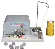 Electric High Speed Bobbin Winder Adjusts to most sewing machine bobbins