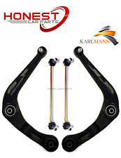 For PEUGEOT 206 206 SW 1998-2009 FRONT WISHBONE ARMS & STABILISER LINK BARS