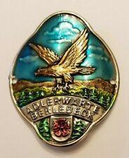 Adlerwarte BerlebeckWalking Stick Stocknagel, Hiking Medallion, New,GP2-1