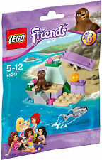 LEGO Friends Series 6 - 41047 Seal's Little Rock - Brand New Unopened Kit