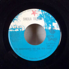 "Sheila Tilton I'm Beginning to See The Light / He's Comin Home 7"" 45 Con Brio M-"