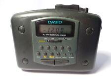 CASIO AS-703R AM FM Stereo Portable CASSETTE PLAYER Radio Tape Walkman