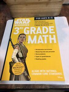 Star Wars™ LUCAS LEARNING Education Enrichment REY School Workbook