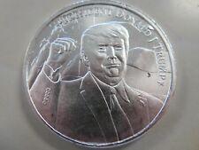 2020 Donald Trump 1 oz .999 Silver  MAGA  new  FREE SHIPPING