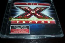 The X Factor New 2 CD Set JLS Leona Lewis One Direction Little Mix Matt Cardle