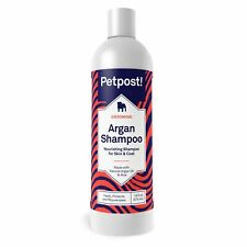 Petpost | Argan Shampoo For Dogs with Dry, Itchy Skin