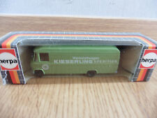 HERPA 4082 -MB Transporter Kieserling Spedition Mercedes 508 D OVP 1:87 H0