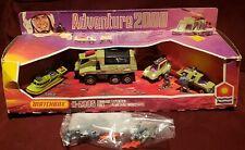 Adventure 2000 Matchbox K-2005 Command Force Boxed 1978 Missles Figures Rocket +
