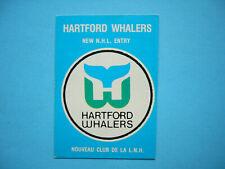 1979/80 O-PEE-CHEE HOCKEY CARD #163 HARTFORD WHALERS CHECKLIST EX/NM SHARP!! OPC
