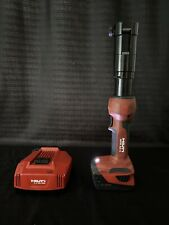 Hilti NPR 32-A ( 2019) with battery and charger