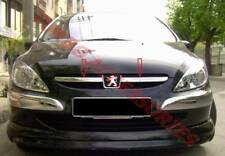 Peugeot 307 Chrome Front Grill 2pcs S.STEEL (2001-2005)