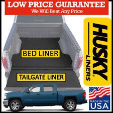 """Husky UltraGrip Truck Bed Liner Mat 2007-18 Chevrolet Silverado 1500 69.3"""" BED"""