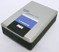 Cisco / Linksys SPA1001 FXS VoIP Phone Adapter