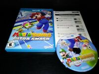Mario Tennis: Ultra Smash (Nintendo Wii U) Complete Tested Works