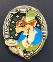 🦊 Framed Villains Tokyo Disneyland Honest John - Pinocchio Disney Pin Trading