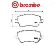 P59050 Kit pastiglie freno, Freno a disco (MARCA-BREMBO)