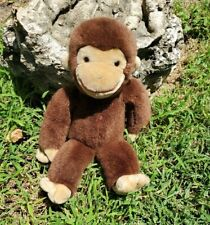 Curious George monkey stuffed animal plush toy iconic children's character Gund