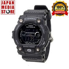 Casio G-SHOCK GW-7900B-1JF Tough Solar Atomic Black JAPAN GW-7900B-1
