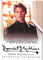 Vampire Diaries 2 Auto Autograph Card Daniel Gillies Elijah A12