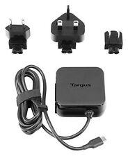 Targus APA95EU Universal Usb-c Mains Charger Power Adapter 45 Watt 3 a Usb-