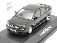 Schuco Opel Vectra C GTS Werbemodell schwarz 1:43 TOP! OVP 1609-21-33