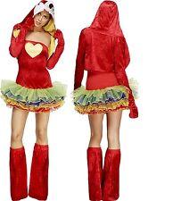 Costume carnevale Donna Pappagallo 55021 tg. M