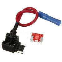 Add A Circuit Micro Blade Fuse Splice Holder ATO ATC Piggy-Back Fuses Tap 12V /
