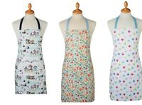 Mens Ladies Cotton Apron Cooking Chef Kitchen Baking BBQ Grill  BAKEWARE Bar New