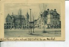 Frankierte Ansichtskarten aus Thüringen Jena
