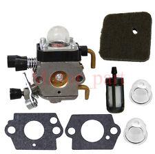 Carburetor For STIHL FS74 FS75 FS76 FS80 FS85 FS38 FS55 Weedeater Air Filter
