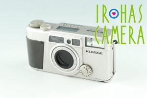 Fujifilm Klasse 35mm Point & Shoot Film Camera #37424 D5