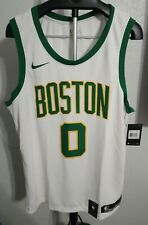 JAYSON TATUM 2XL CITY JERSEY SWINGMAN NBA BASKETBALL BOSTON CELTICS NIKE DRIFIT