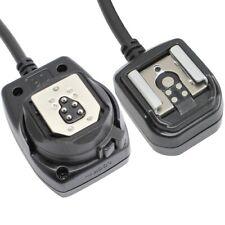 Meike E-TTL II Kabel passend für Canon System Blitzlicht