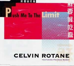 Celvin Rotane Featuring Frankie McCoy - Push Me To CD - 2304